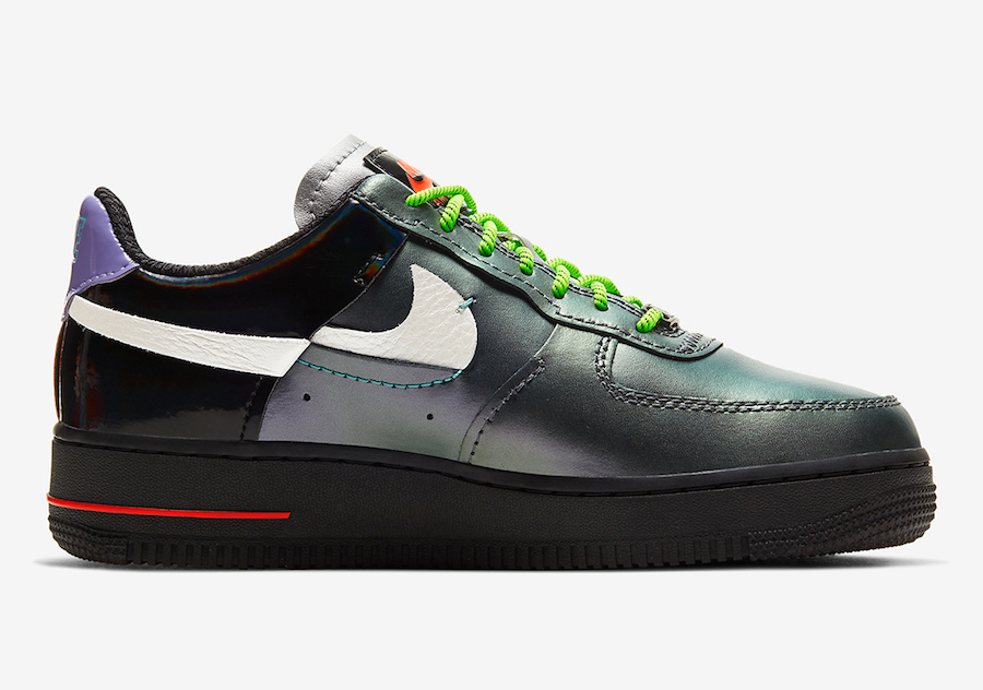 Nike Air Force 1 Vandalized CT7359-001 Release Date