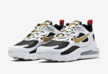 Nike Air Max 270 React CT3433-001 Release Date