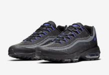 Nike Air Max 95 Ultra Black Purple CQ4025-001 Release Date