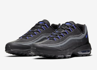 Nike Air Max 95 Ultra SE (Dark Grey Volt)