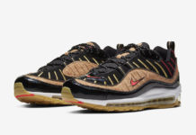 Nike Air Max 98 Cork New Years CT1173-001 Release Date
