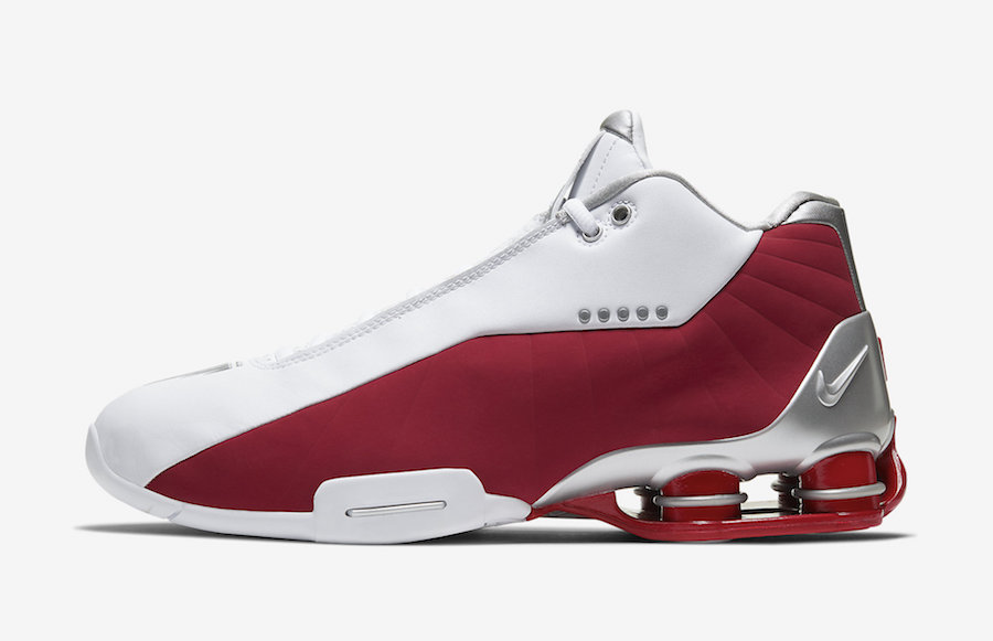 Nike Shox BB4 Varsity Red AT7843-101 Release Date