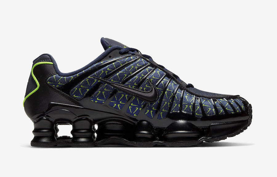 Nike Shox TL Just Do It CT5527-400 Release Date