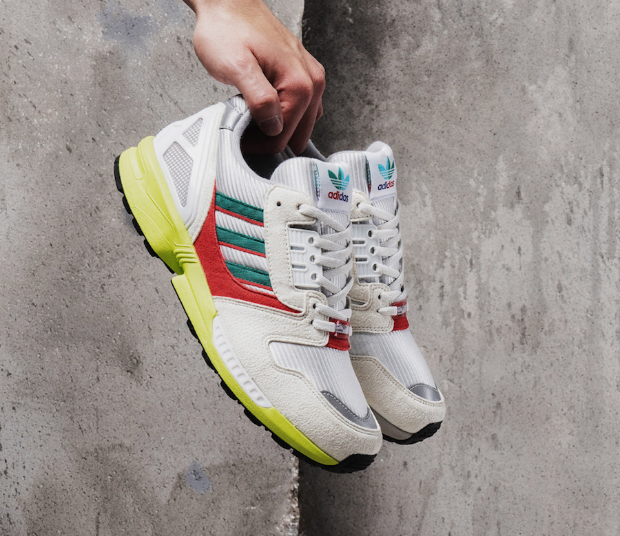 Overkill adidas ZX 8000 No Walls Needed Release Date