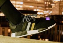 Shoe Palace adidas NMD R1 Black Gold EH2749 Release Date