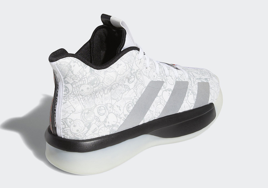 Star Wars adidas Pro Next 2019 EH2459 Release Date