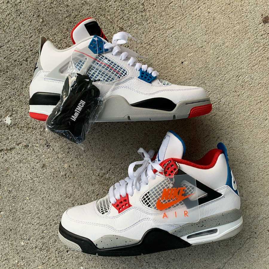 What The Air Jordan 4 2019 Retro