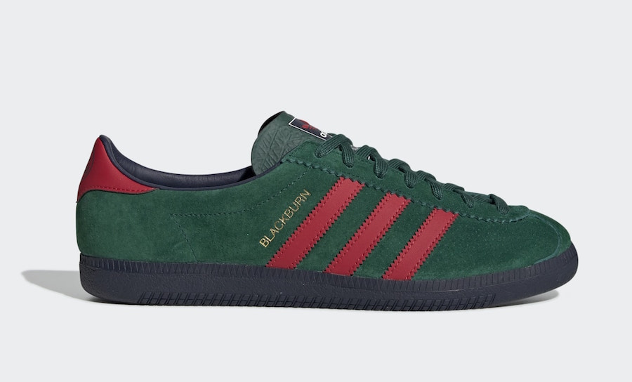 adidas Originals Blackburn SPZL Sneaker Grün