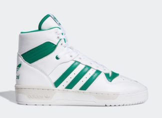 adidas Rivalry Hi White Green EE4972 Release Date