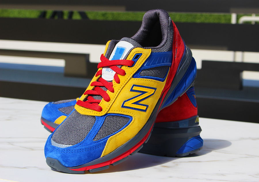 EAT Shoe City New Balance 990v5 Release Date
