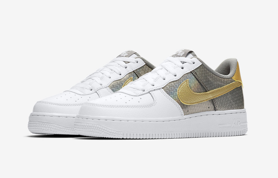 nike presents a racing-inspired air force 1