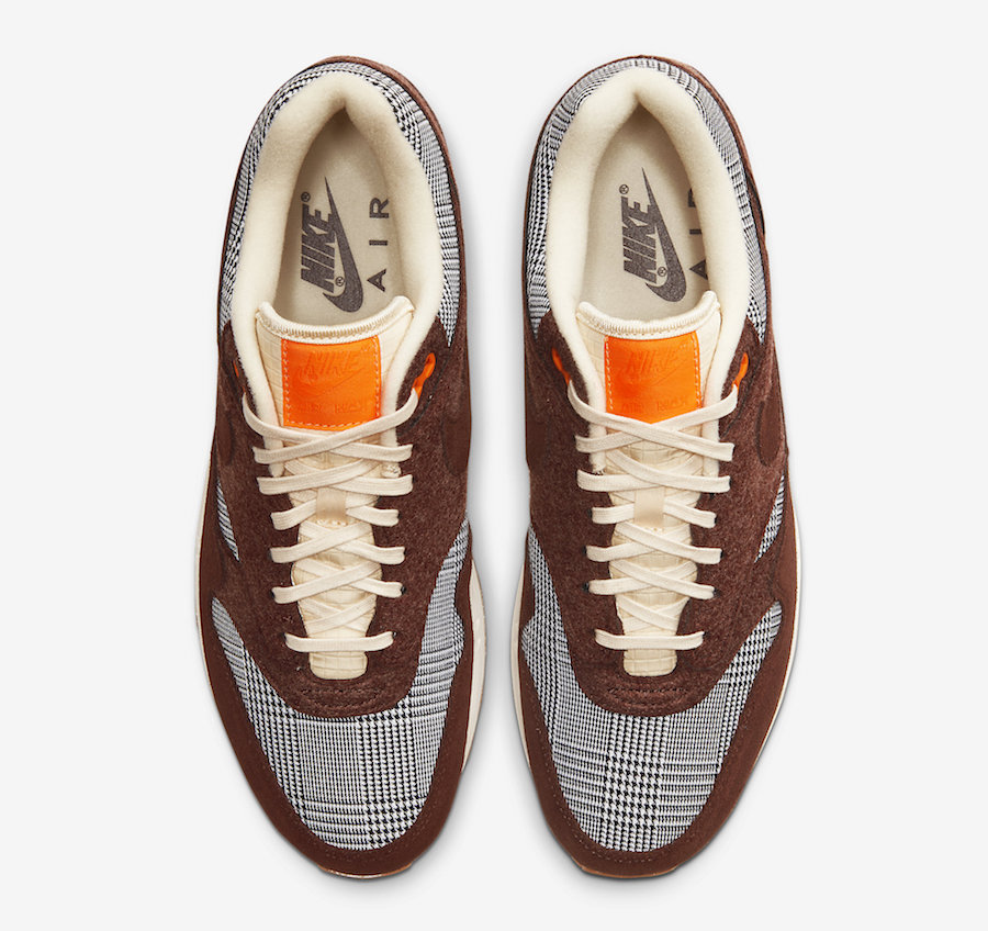 Nike Air Max 1 Houndstooth CT1207 200 Release Date 3