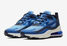 Nike Air Max 270 React CI3866-400 Release Date