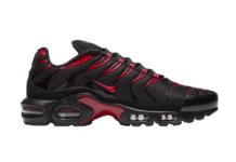 Nike Air Max Plus Black University Red CU4864-001 Release Date