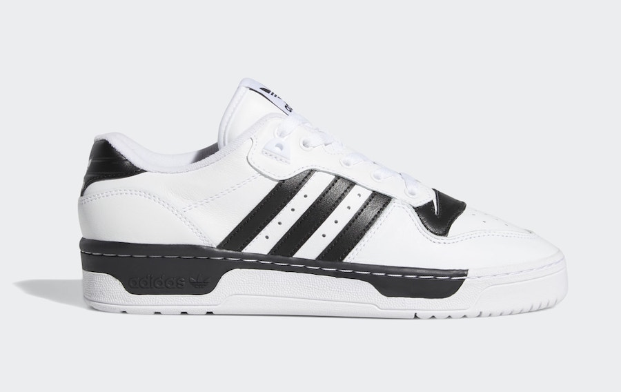 adidas Rivalry Low Cloud White EG8062 Release Date