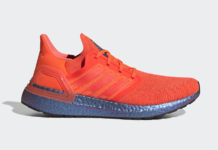adidas Ultra Boost 2020 Solar Red FV8451 Release Date