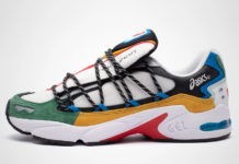 ASICS Gel-Kayano 5 Multi-Color 1021A282-100 Release Date