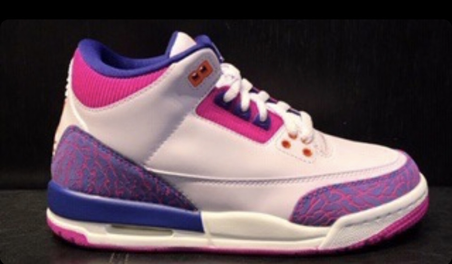 Air Jordan 3 GS Barely Grape 441140-500 Release Date