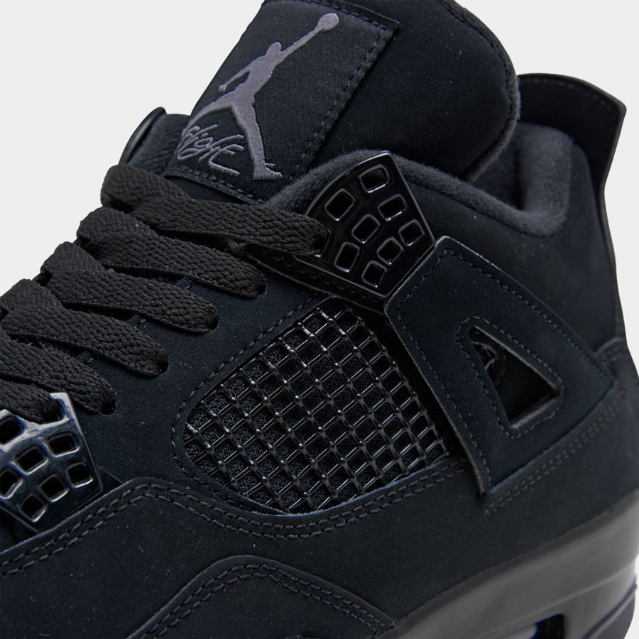 Air Jordan 4 Black Cat CU1110-010