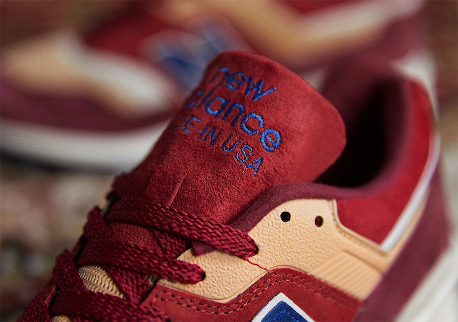 END New Balance 997 Persian Rug Release Date