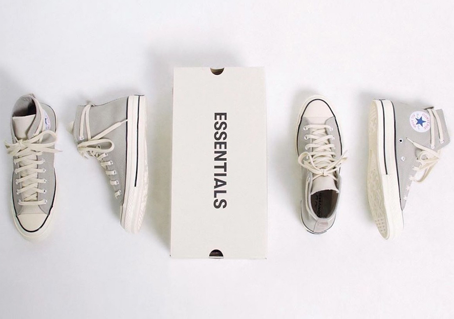 Fear of God Essentials Converse Chuck 70 Release Date