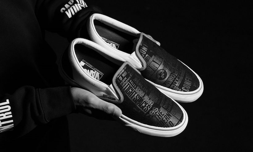Firmament Vans Vault Slip-On