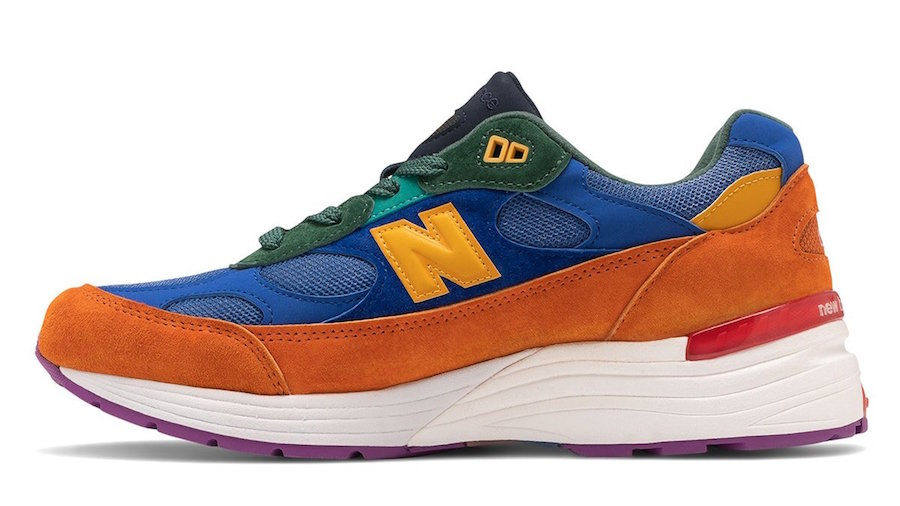 New Balance 992 2020 Release Date