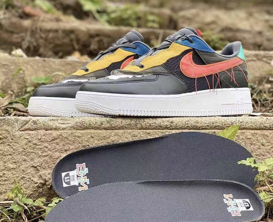 Nike Air Force 1 Low 'Black History Month'