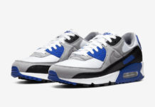 Nike Air Max 90 OG Hyper Royal CD0881-102 Release Date
