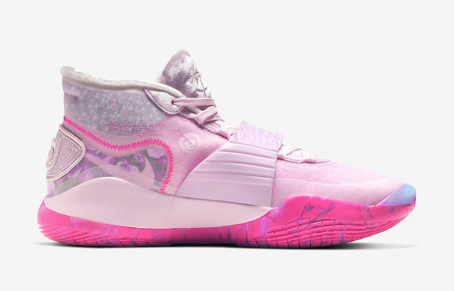Nike KD 12 Aunt Pearl CT2740-900 Release Date