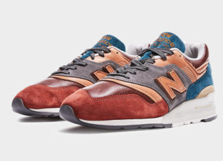 Todd Snyder New Balance M997 Release Date