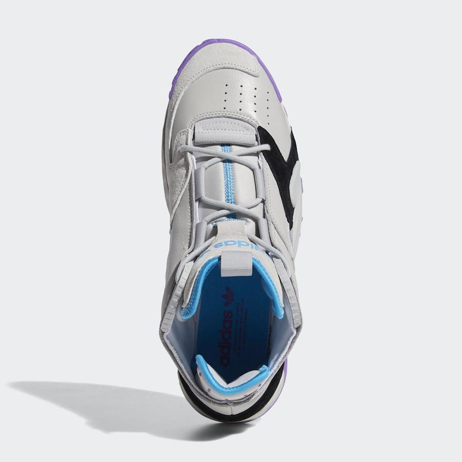 adidas Streetball Active Purple Shock Cyan FV4525 Release Date