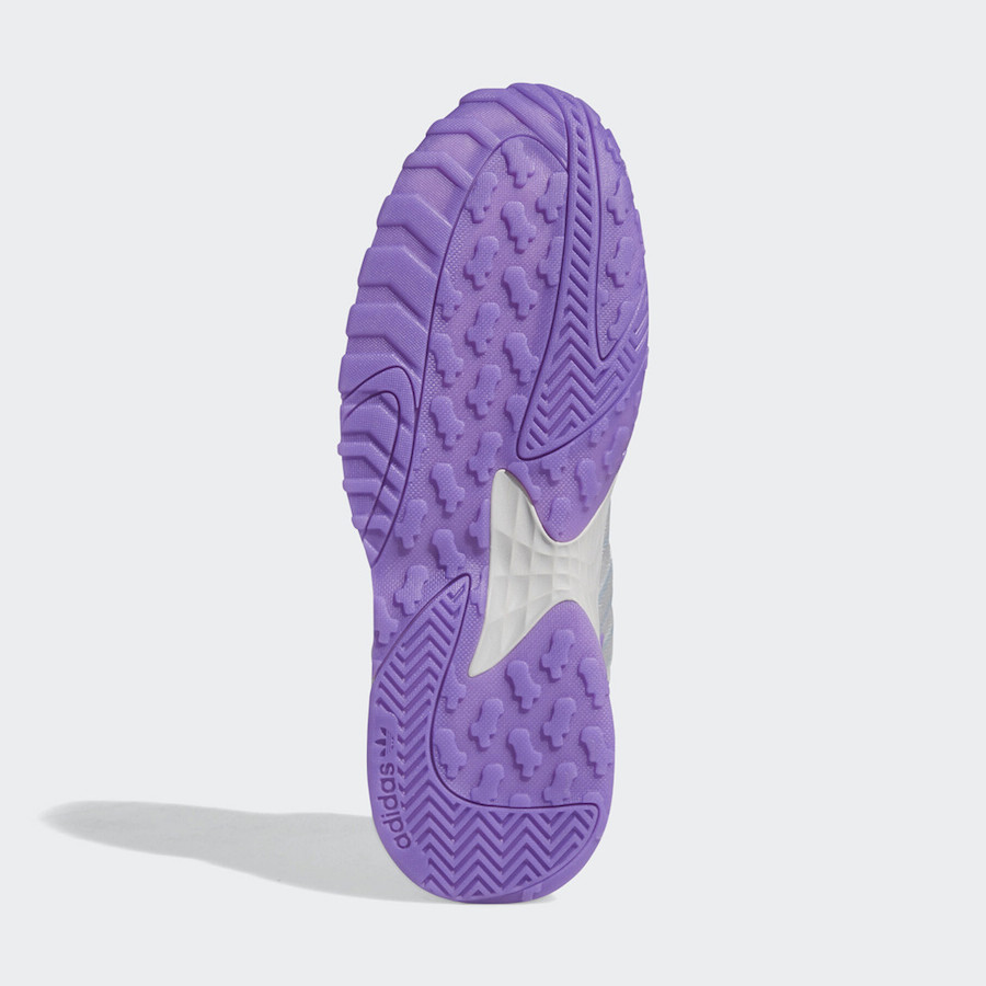 adidas Streetball Active Purple Shock Cyan FV4525 Release Date