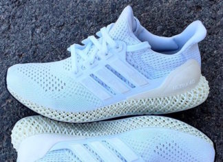 adidas Ultra 4D White Release Date