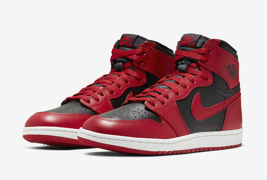Air Jordan 1 High 85 Varsity Red BQ4422-600 Release Date
