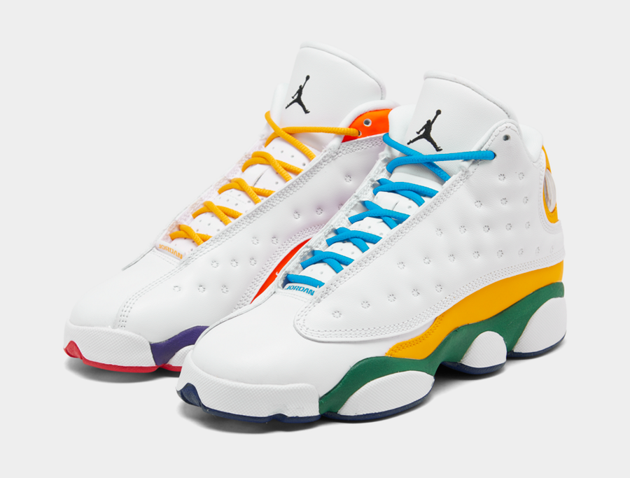 Air Jordan 13 GS Playground CV0785-158 Release Date Pricing