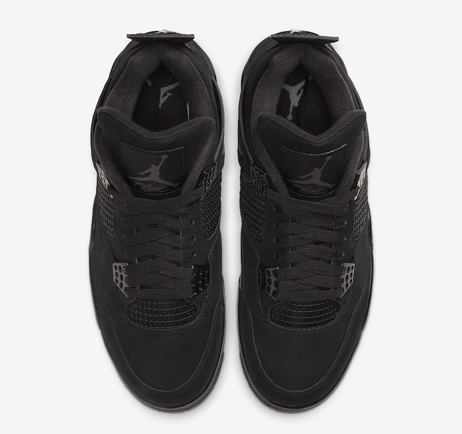 Air Jordan 4 Black Cat CU1110-010 2020 Release Date Price