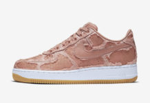 Clot Nike Air Force 1 Rose Gold CJ5290-600 Release Date Price