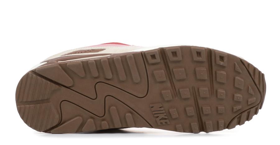 DQM Nike Air Max 90 Bacon Release Date Sneaker Bar Detroit