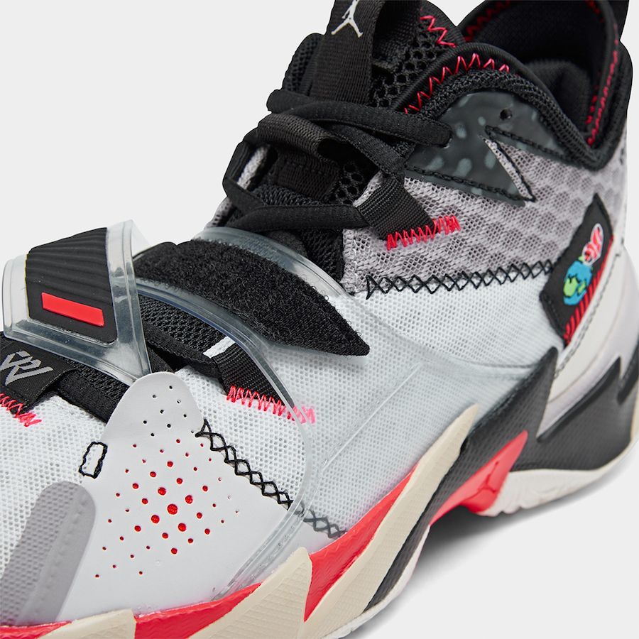 Jordan Why Not Zer0.3 UNITE CD3002-001 Release Date Price