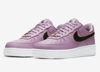 Nike Air Force 1 Low Frosted Plum AO2132-501 Release Date