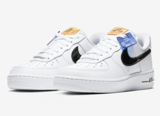 Nike Air Force 1 Low White CI3446-100