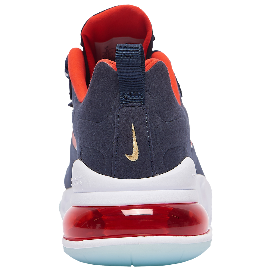 Nike Air Max 270 React CT1280-400 Release Date