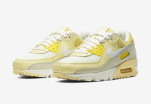 Nike Air Max 90 Lemon CW2654-700 Release Date