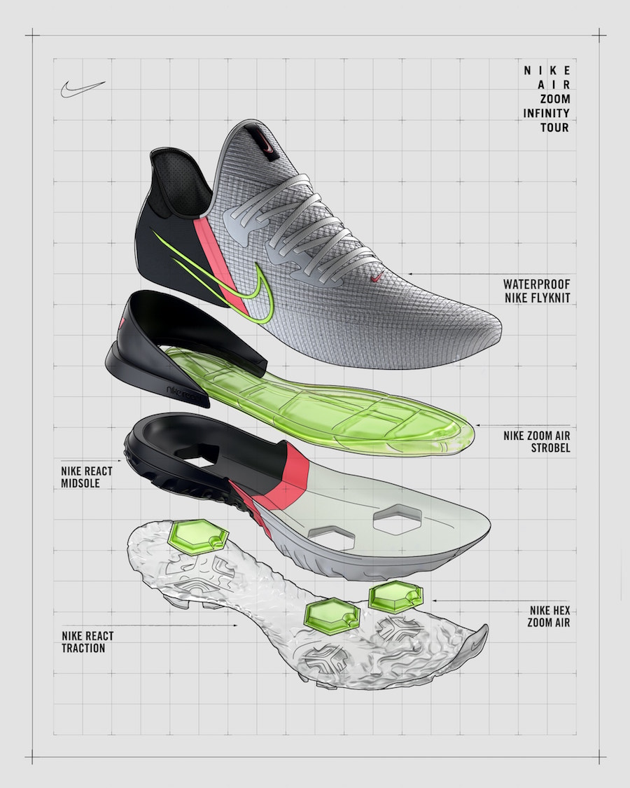 Nike Air Zoom Infinity Tour Release Date