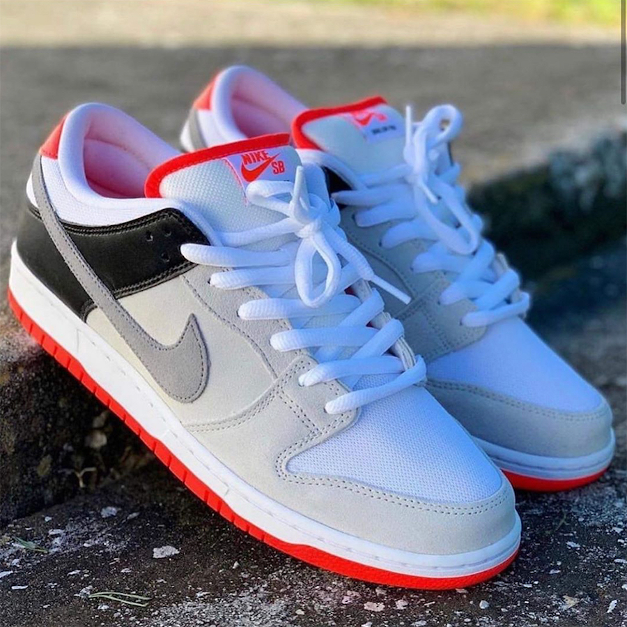 Nike SB Dunk Low Infrared Release Date