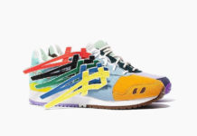 Sean Wotherspoon atmos ASICS Gel Lyte III Release Info