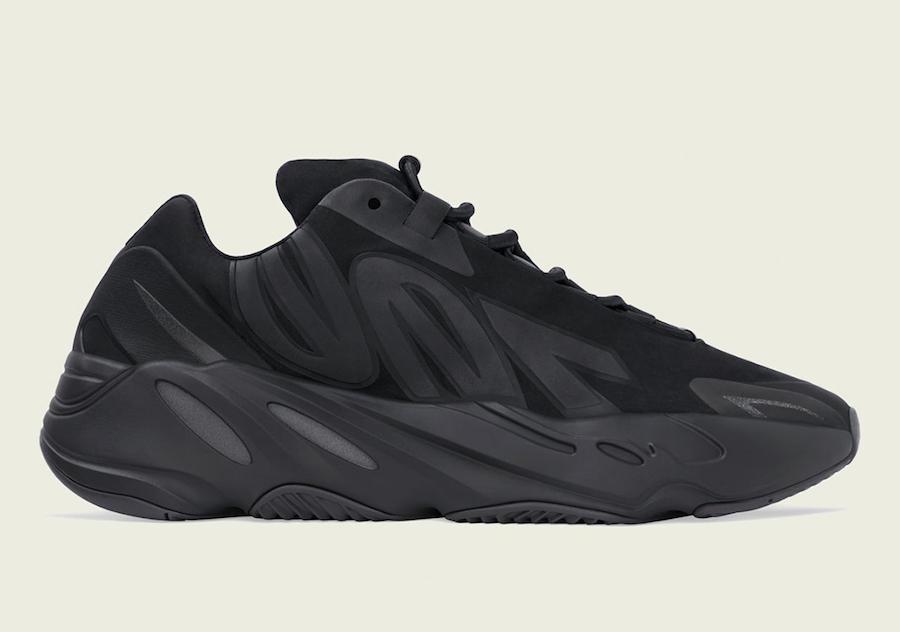 adidas 700 MNVN Triple Black FV4440 Release Date
