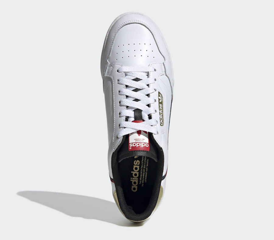 adidas Continental 80 Chinese New Year of the Rat FW5325 Release Date