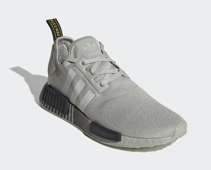 adidas NMD R1 Metal Grey FV3651 Release Date